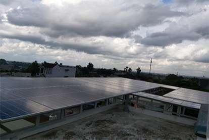 Điện mặt trời nối lưới 27.3kWp