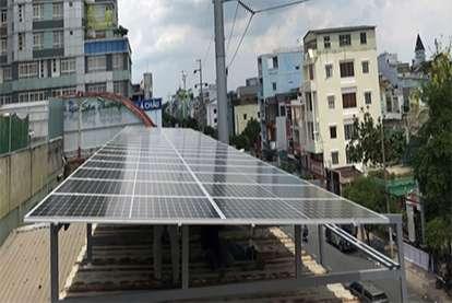 Điện mặt trời nối lưới 10.3kWp