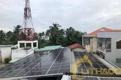 Điện mặt trời nối lưới 53.4 kWp