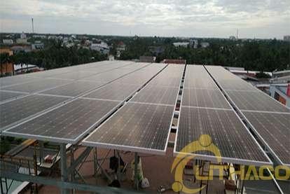 Điện mặt trời nối lưới 15kWp