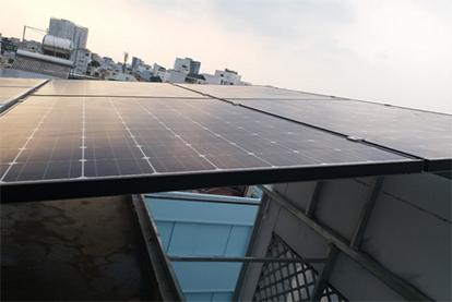 Điện mặt trời nối lưới 2.07kWp