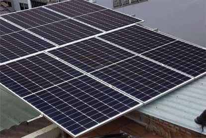 Điện mặt trời nối lưới 2.76kWp