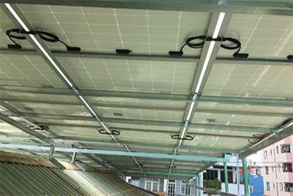 Điện mặt trời nối lưới 10.26kWp