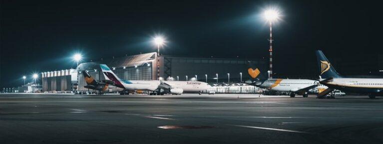 Giải pháp lưu trữ năng lượng cho các sân bay