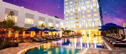 Giải pháp lưu trữ năng lượng cho Khách sạn – Resort