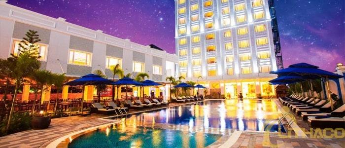 Giải pháp lưu trữ năng lượng cho Khách sạn - Resort 1