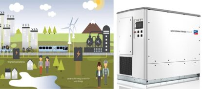 Lưu trữ năng lượng cho Trường học