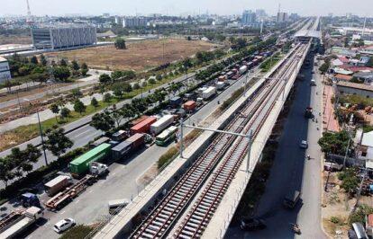 Metro TpHCM Bến Thành – Suối Tiên