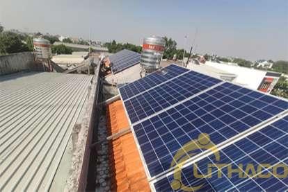 Điện mặt trời nối lưới 4.2kWp