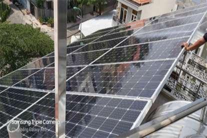 Điện mặt trời nối lưới 14.3kWp