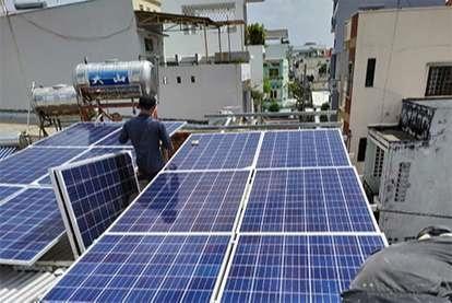 Điện mặt trời nối lưới 4.83kWp