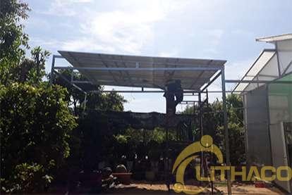 Điện mặt trời nối lưới 3.3kWp