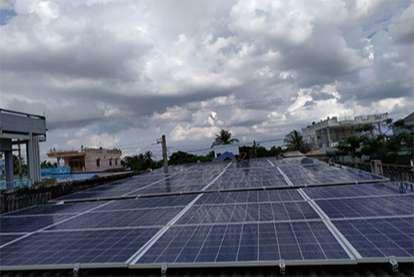 Điện mặt trời nối lưới 15.18kWp