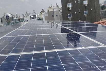 Điện mặt trời nối lưới 12.075kWp