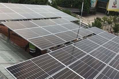Điện mặt trời nối lưới 5.13kWp
