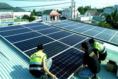 Điện mặt trời nối lưới 25.53kWp