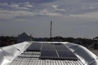Điện mặt trời nối lưới 2.28kWp