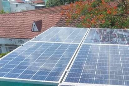Điện mặt trời nối lưới 1kWp