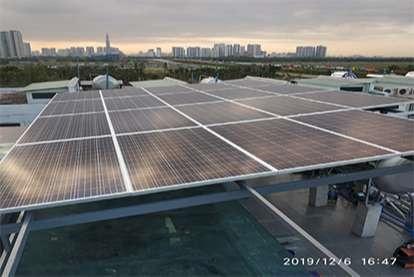 Điện mặt trời nối lưới 5.32kWp