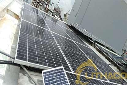 Điện mặt trời nối lưới 8 kWp