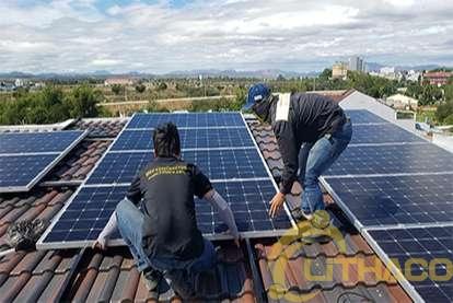 Điện mặt trời nối lưới 10kWp
