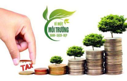 Thuế bảo vệ môi trường hướng tới phát triển bền vững tại một số nước