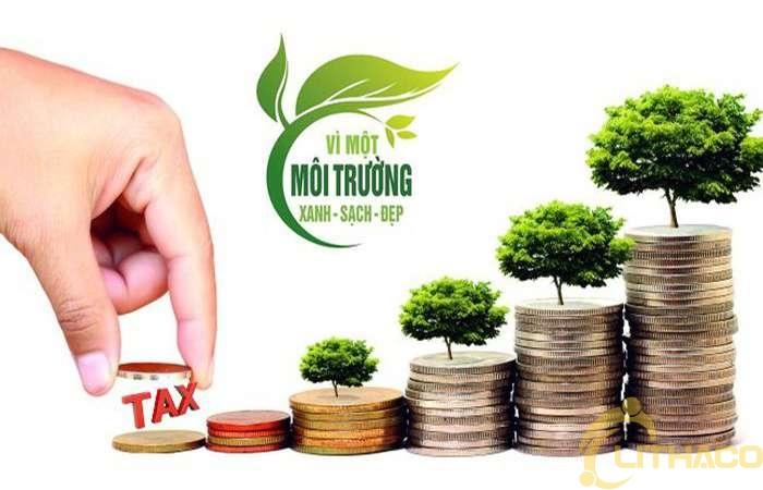 Thuế bảo vệ môi trường hướng tới phát triển bền vững tại một số nước 1
