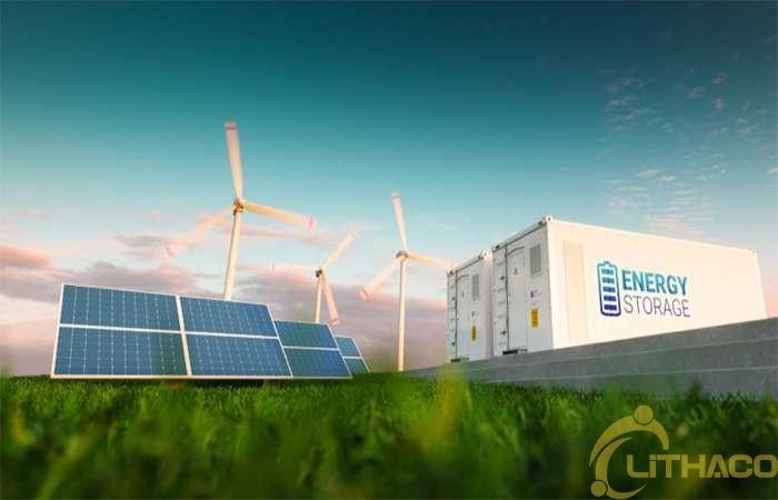 Lưu trữ năng lượng: chìa khóa cho một tương lai khử cacbon 1