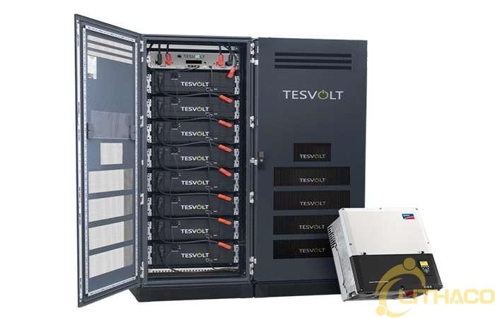 Hệ thống pin tích trữ năng lượng : 10 xu hướng bạn cần biết