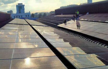 Giải pháp điện mặt trời tự dùng cho nhà máy công nghiệp – LITHACO giới thiệu