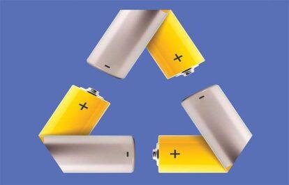 Tái chế pin Lithium-Ion đã bắt đầu ở Bắc Mỹ và Châu Âu