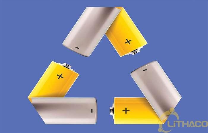Tái chế pin Lithium-Ion đã bắt đầu ở Bắc Mỹ và Châu Âu 1