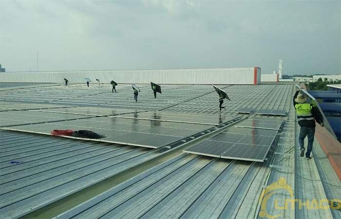 Giải pháp Điện mặt trời cho cơ sở sử dụng năng lượng trọng điểm 1