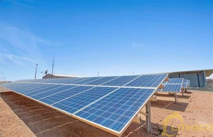 Một Thị trấn nhỏ ở Úc sử dụng 100% năng lượng mặt trời 1