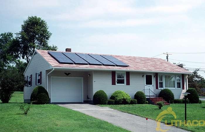 Kiến thức cơ bản về năng lượng mặt trời từ cơ quan năng lượng quốc tế IEA 1