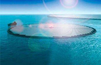 Đảo năng lượng mặt trời hút CO2 tạo ra Methanol