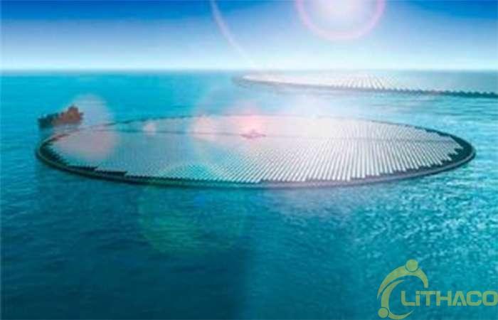Đảo năng lượng mặt trời hút CO2 tạo ra Methanol 1