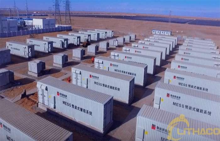 Chính sách lưu trữ năng lượng của Trung Quốc đang dần rõ ràng và thị trường phía trước dự kiến sẽ tăng tốc 1