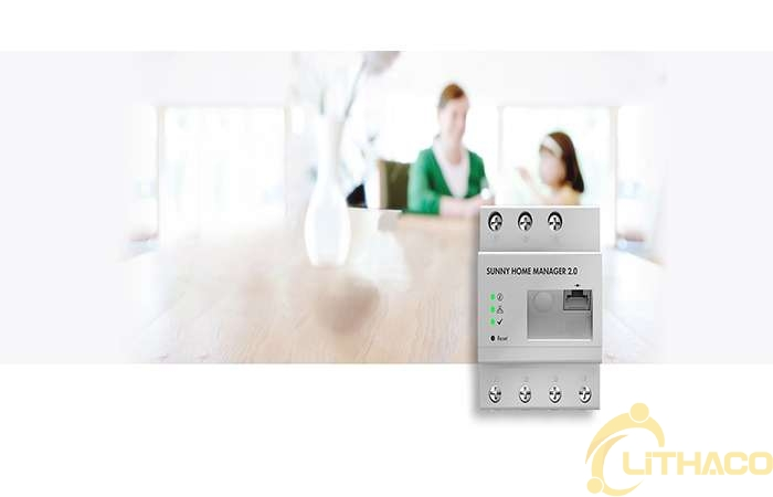Quản lý năng lượng mặt trời thông minh bằng Sunny Home Manager 2.0 của SMA 1
