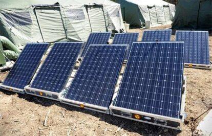 Tính toán công suất pin lưu trữ điện mặt trời cho hộ dân không nối lưới