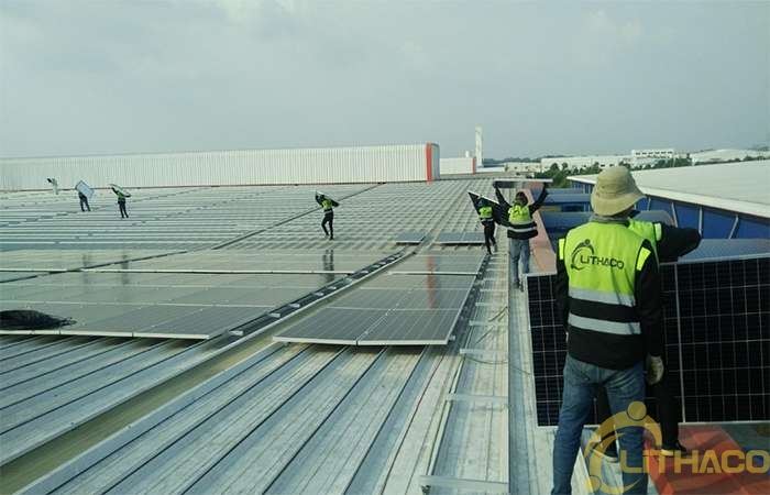 [Bảng giá] hệ thống điện mặt trời kết hợp lưu trữ 1MW/500KWh và thời gian hoàn vốn 1