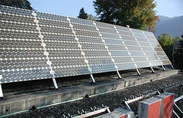 Hệ thống điện mặt trời nối lưới vận hành lâu đời nhất Châu Âu 1