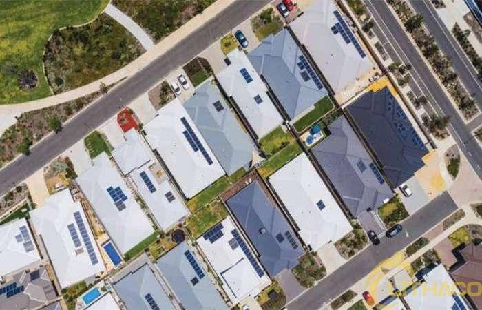 Pin năng lượng mặt trời trên mái nhà có thể giữ ổn định lưới điện khi các nhà máy phát điện lớn bị hỏng không? 1