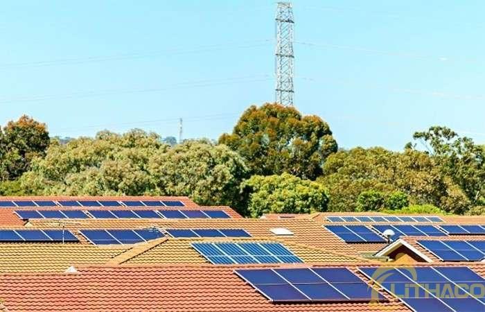 Năng lượng mặt trời áp mái đưa giá điện trung bình ban ngày của Nam Úc xuống 0 1