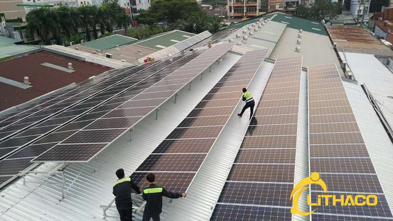 Tính thời gian hoàn vốn hệ thống điện mặt trời nối lưới cộng lưu trữ 100KW cho hộ kinh doanh theo cơ chế FiT3 dự thảo 1