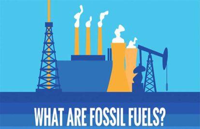 Nhiên liệu hóa thạch là gì?