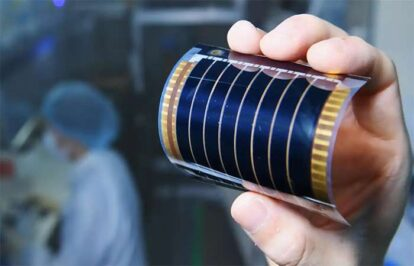 Rèm cửa cũng có thể là tấm pin mặt trời: công nghệ do Nhật Bản sản xuất để thay đổi thế giới