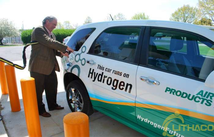 Pin nhiên liệu Hydro
